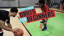 10 BEST Basketball Drills For BEGINNERS
