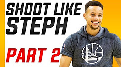 The Ultimate Stephen Curry Shooting Series: Basketball Shooting Drills PART 2