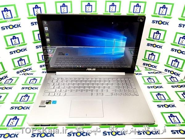 عکس لپ تاپ ASUS مدل N501jW