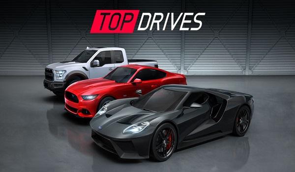 دانلود Top Drives 1.70.00.7885 - بازی مسابقات ماشین سواری اندروید + دیتا