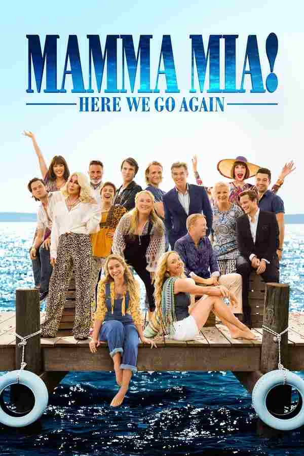 فیلم Mamma Mia Here We Go Again 2018