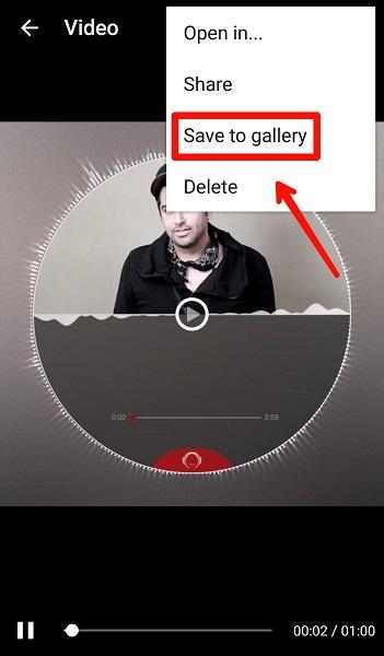 آموزش تبدیل کلیپ و ویدیو های اینستاگرام به ویدیو دایره ای در تلگرام
