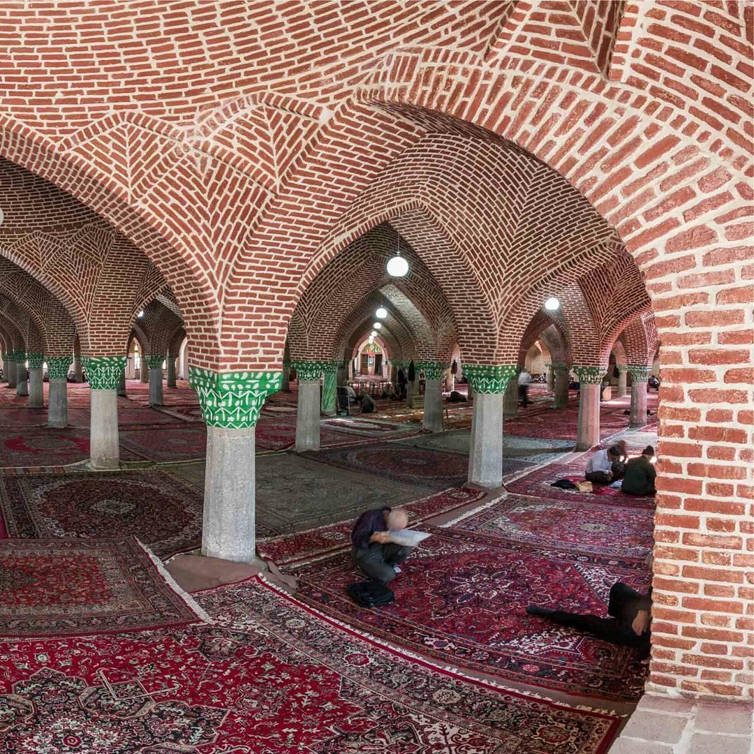مسجد بازار تبریز