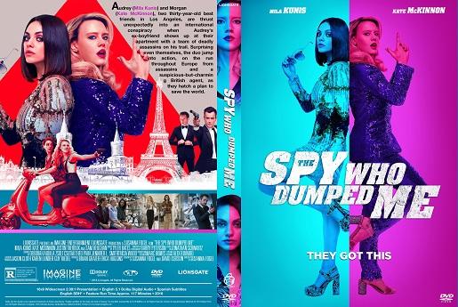 خرید فیلم خارجی جاسوسی که گولم زد 2018,خرید فیلم the spy who dumped me 2018,خرید فیلم