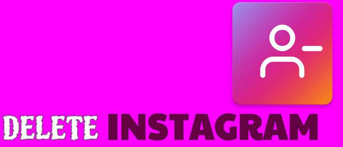 آموزش تصویری حذف اکانت اینستاگرام فارسی در اندروید