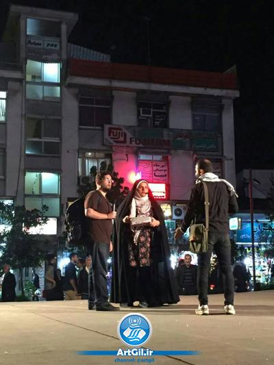 اجرای نمایش «سفراربعین» در سیزدهمین هفته از پروژه تئاتر خیابانی دائم به روایت تصویر