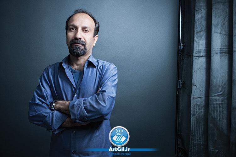 اصغر فرهادی جایزه ویژنری جشنواره ۲۰۱۸ استکهلم را دریافت میکند