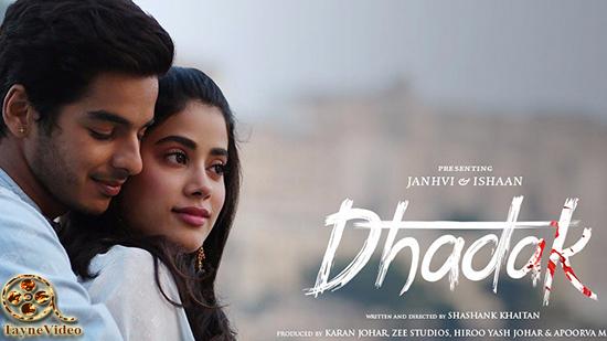 دانلود فیلم dhadak 2018 تپش با زیرنویس فارسی و لینک مستقیم