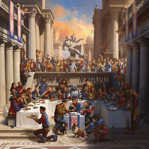 Download Everybody Album By Logic