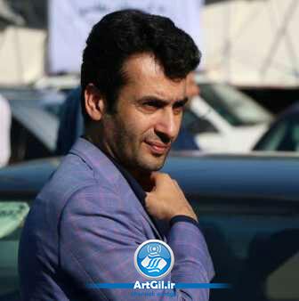 """مراسم بدرقه """"کاروان خدام العتره شهرداری رشت """""""