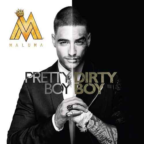 Free Download Pretty Boy, Dirty Boy Album By Maluma