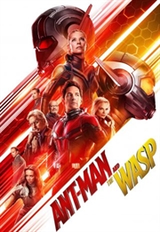 دانلود فیلم Ant-Man and the Wasp 2018