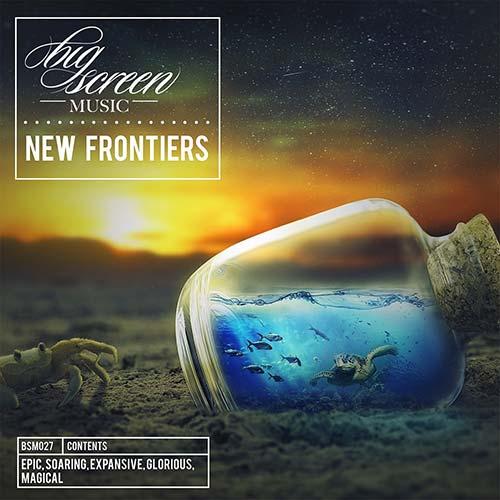 Free Download Big Screen Music New Frontiers Album (2018)