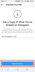 چگونه از پست های اینستاگرام بک آپ بگیریم؟