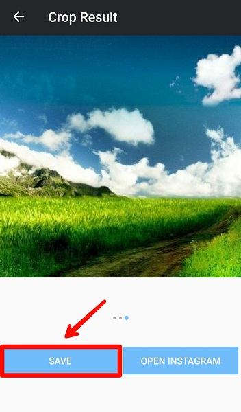 Learn to create panorama images for Instagram posts - Horizontal slices of photos