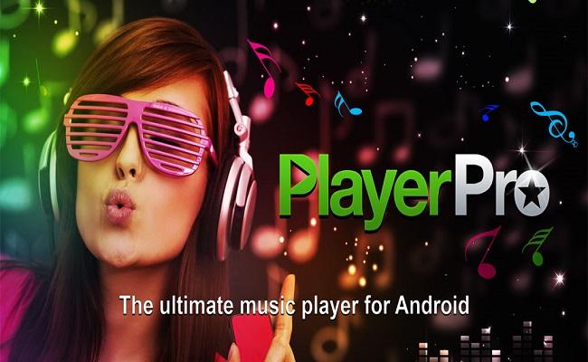 دانلود PlayerPro Music Player 4.91 - موزیک و ویدئو پلیر عالی اندروید
