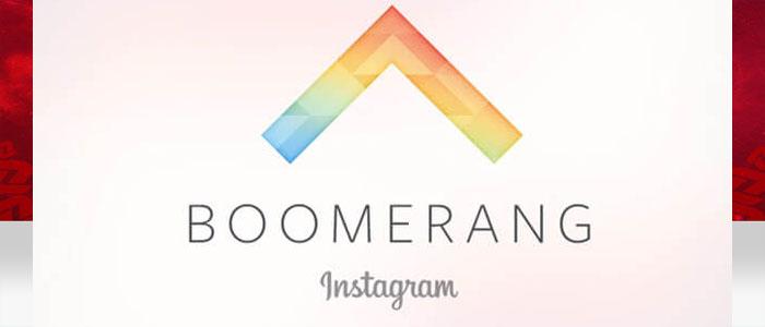 دانلود نسخه ی جدید بومرنگ اینستاگرام  Boomerang from Instagram Version 1.4.4 آی او اس