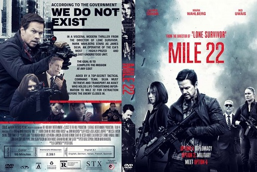 خرید فیلم mile 22 2018,خرید فیلم بیست و دو مایل,خرید فیلم خارجی