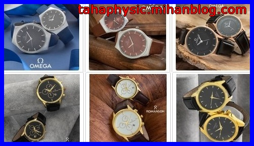 خرید اینترنتی مدل جدید ساعت مچی ست زنانه و مردانه 1397