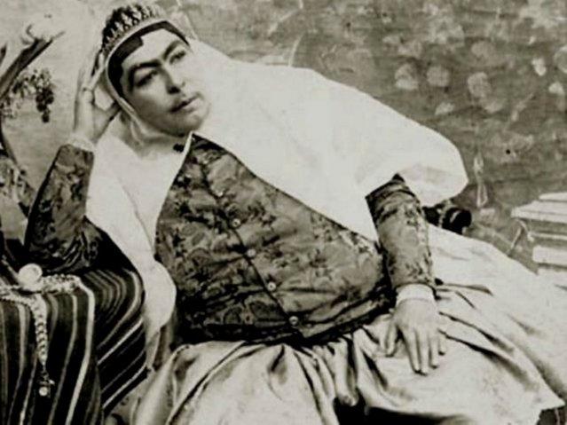 انیس ال ه، سوگلی ناصرالدین شاه