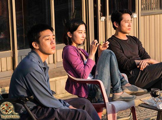 دانلود فیلم سوختن Burning 2018 زیرنویس فارسی