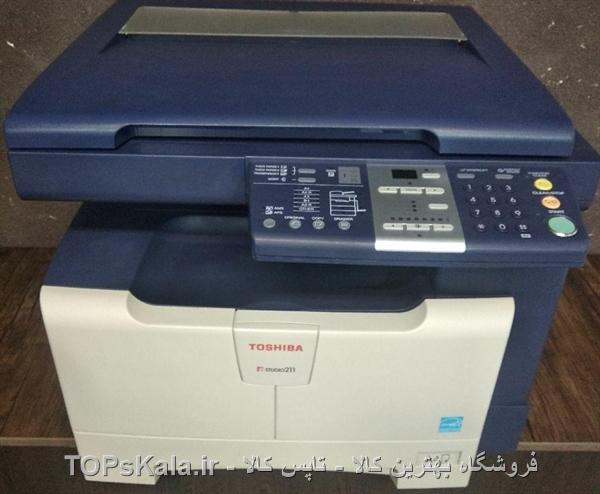 پرینتر کارکرده سه کاره توشیبا مدل COPY Toshiba 181