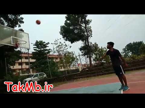آموزش شوت زدن در بسکتبال Basketball shoot