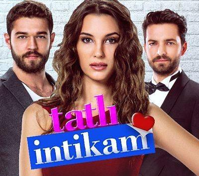 خرید اینترنتی سریال ترکی انتقام شیرین Tatlı Intikam با دوبله فارسی و کیفیت عالی در تهران و شهرستان ها فقط 56000 تومان!!!