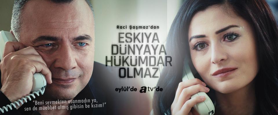 خرید اینترنتی سریال ترکی راهزنان در دنیا حکومت نمیکنند  Eskiya Dünyaya Hükümdar Olmaz با دوبله فارسی و کیفیت HD
