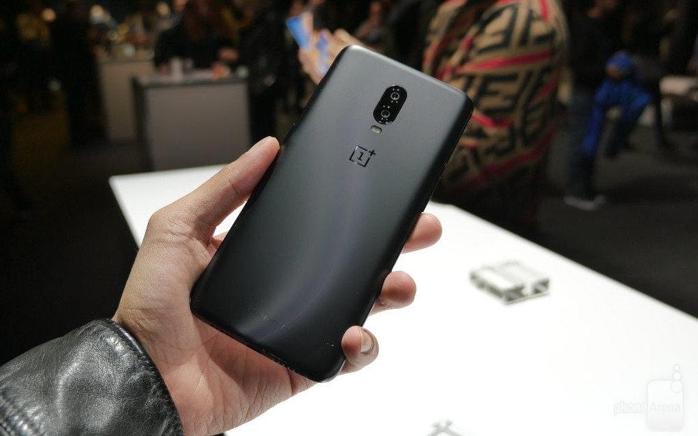 وان پلاس 6 تی (OnePlus 6T)