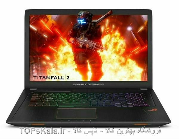 لپ تاپ کارکرده ASUS مدل ROG GL753VE