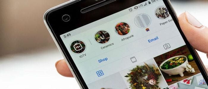 اشتراک گذاری ویدیوهای IGTV در استوریهای اینستاگرام قابلیت جدید در نسخه ی جدید + دانلود