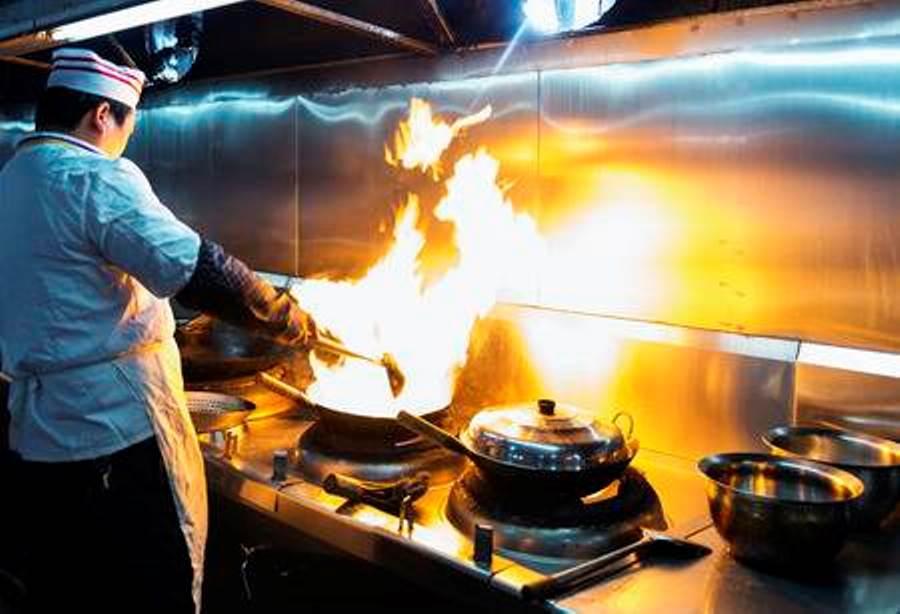 ظروف آشپزخانه رستوران