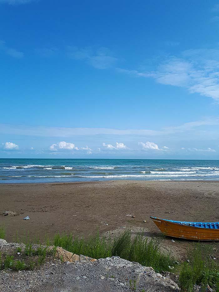 عکس های ساحل و دریا