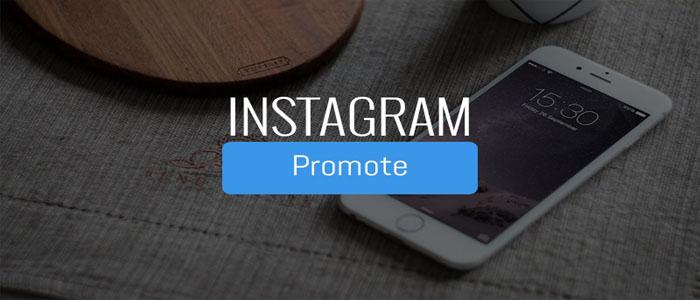 پروموت اینستاگرام | Promote در اینستاگرام