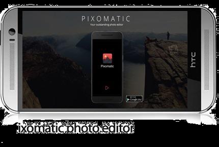 دانلود Pixomatic photo editor v3.0.5 Paid - نرم افزار موبایل ویرایش تصاویر