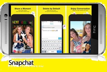 دانلود Snapchat v10.45.7.0 - نرم افزار موبایل اشتراک گذاری عکس اسنپ چت