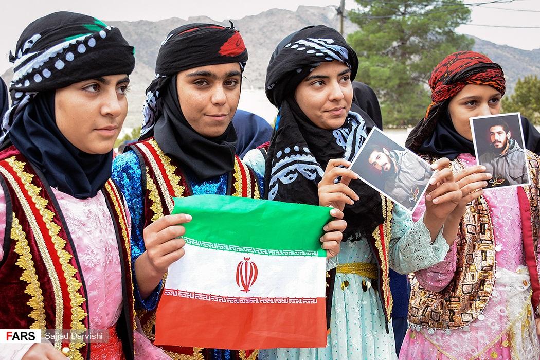 مراسم راهپیمایی یوم الله ۱۳ آبان از ساعات اولیه صبح یکشنبه ۱۳ آبان ۱۳۹۷ همزمان با روز ملی مبارزه با استکبار جهانی با حضور دانشآموزان مقاطع مختلف تحصیلی در سراسر کشور برگزار شد.