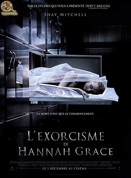 دانلود فیلم تسخیر هانا گریس - The Possession of Hannah Grace 2018