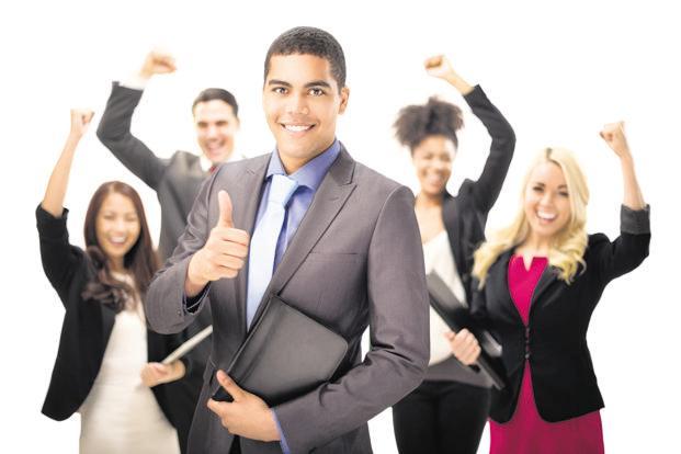 موفقیت در کار شغل حرفه پیروزی