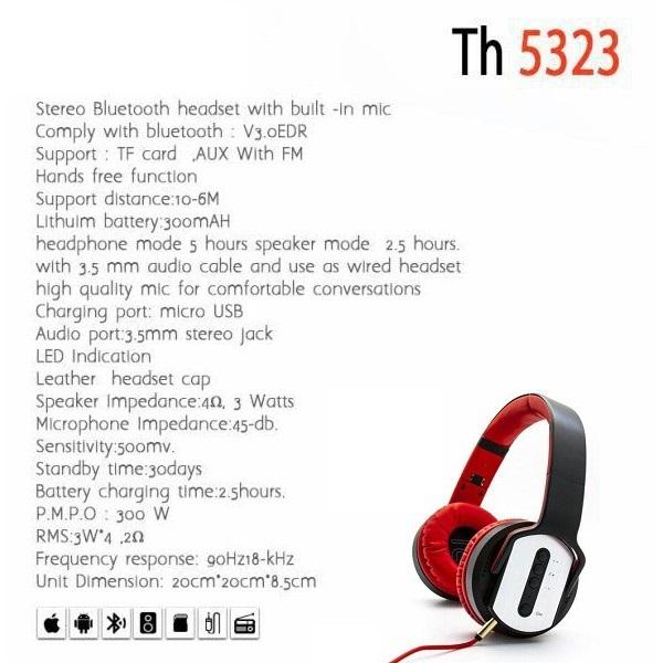 tsco th 5323 bluetooth headset tsco th 5323 bluetooth headset Tsco TH 5323 Bluetooth Headset Tsco TH 5323 Bluetooth Headset