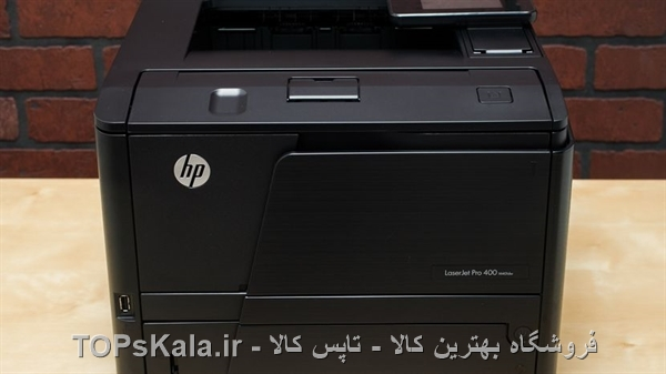 خرید پرینتر کارکرده HP مدل laserjet MD401d