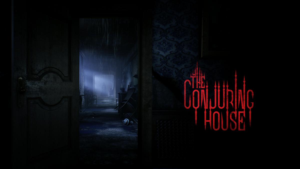 دانلود سیو کامل بازی THE CONJURING HOUSE