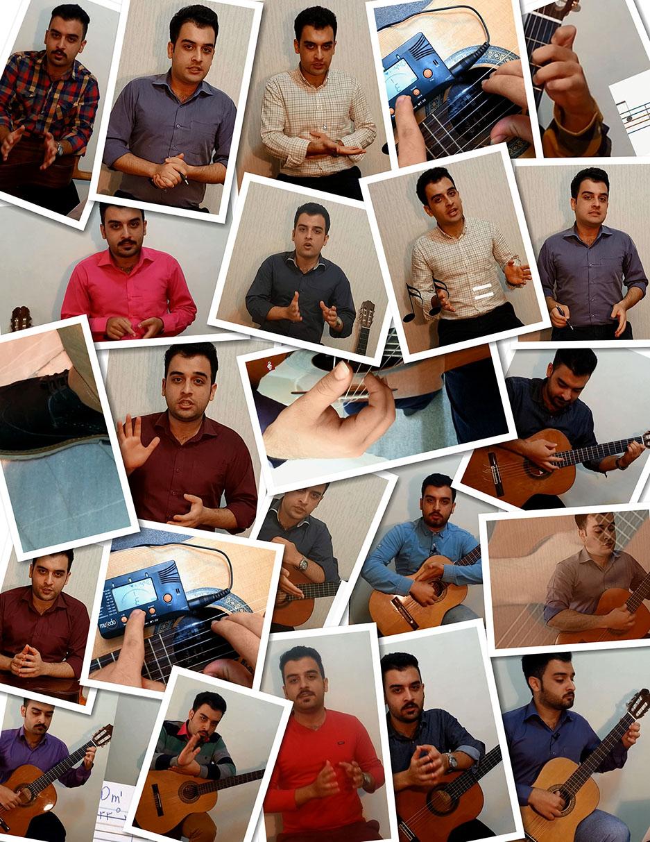 آموزش صفر تا صد گیتار با علیرضا نصوحی | جلسه چهل و ششم