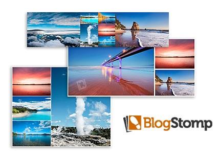دانلود BlogStomp v3.64 - نرم افزار ترکیب تصاویر و ساخت قالب