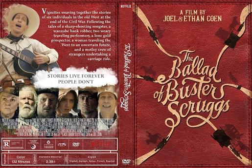 خرید فیلم خارجی The Ballad of Buster Scruggs 2018