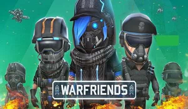 دانلود War Friends 2.2.1 - بازی اکشن تفنگی جنگ دوستان اندروید + دیتا