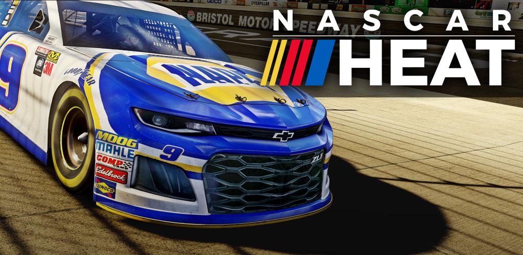 دانلود NASCAR Heat Mobile 2.3.1 - بازی ماشین سواری اندروید + دیتا