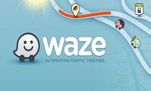 دانلود Waze - GPS, Maps & Traffic 4.47.0.702 - برنامه ترافیک و جهت یابی اندروید