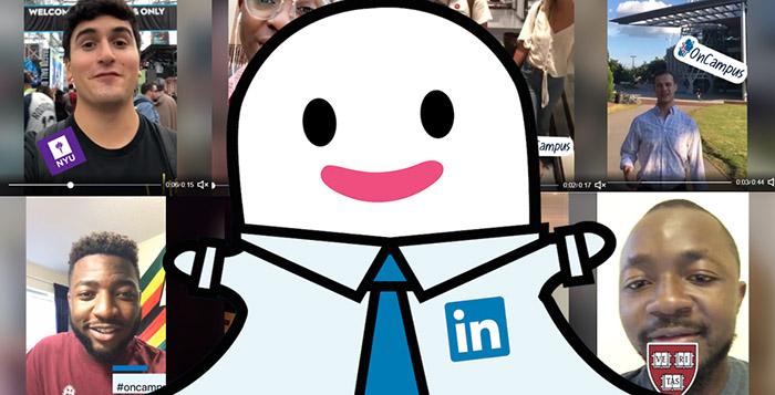 ویژگی استوری در شبکه های اجتماعی دیگر را بشناسید لینکدین